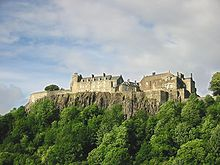 Schottland - Stirling Castle, Bildquelle: Wikipedia